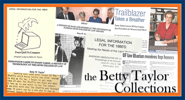 Betty Taylor Collections