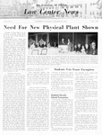 Law Center News - July 1964 by University of Florida Levin College of Law