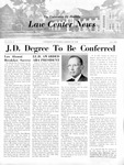 Law Center News - July 1965