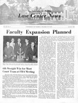 Law Center News - August 1966 by University of Florida Levin College of Law