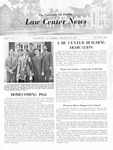 Law Center News - August 1968 by University of Florida Levin College of Law