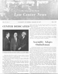 Law Center News - May 1969