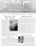 Law Center News - September 1969