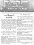 Law Center News - December 1969