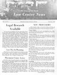 Law Center News - December 1969