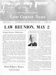 Law Center News - April 1970