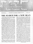 Law Center News - Summer 1970 by University of Florida Levin College of Law