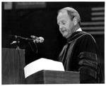Spring Graduation--Marshall Criser--UF President