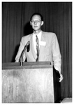 ABA Meeting Philadelphia--Aug. 1955 Hall of Fame