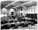 University of Florida Law Library Reading Room